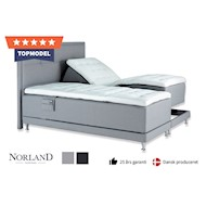Norland Cloud EL Box 2D 180x200 cm.