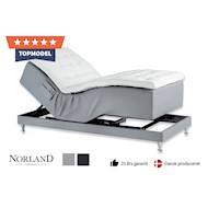 Norland Cloud EL Box 2D 90x210 cm.