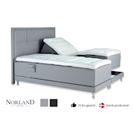 Norland Cloud EL Box 2D S/V 180x210 cm.